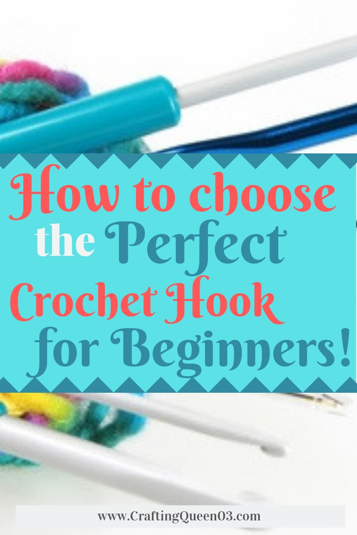 How to choose the perfect crochet hook for beginners