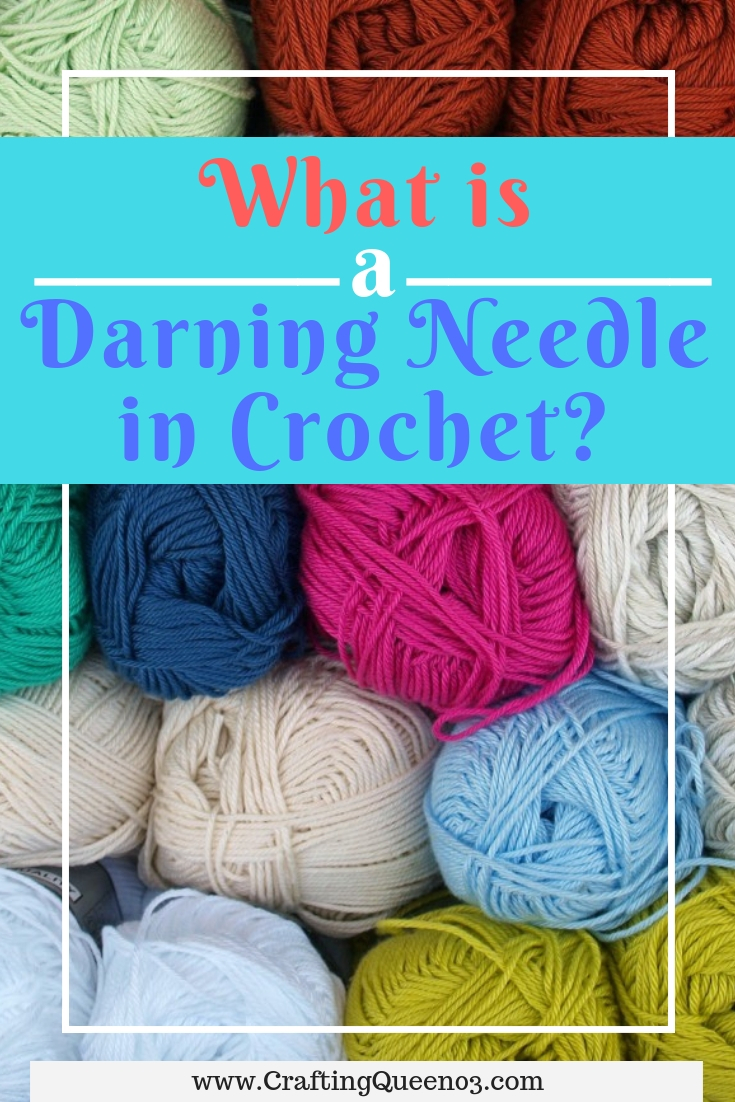 darning needle