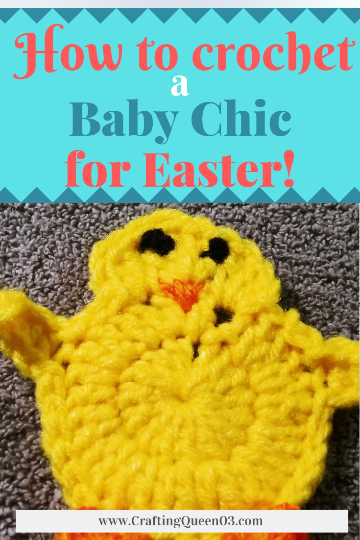 How to crochet a baby chic